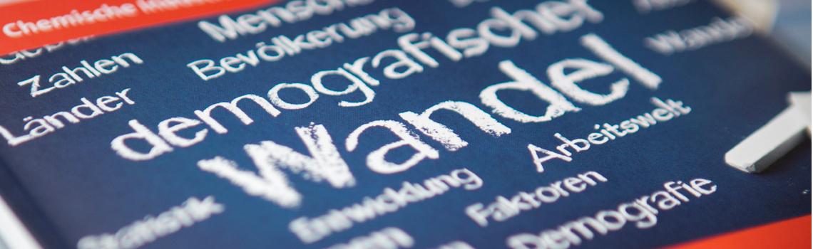 Blog demografischer Wandel, Age Management, lebenszyklusorientierte Personalarbeit